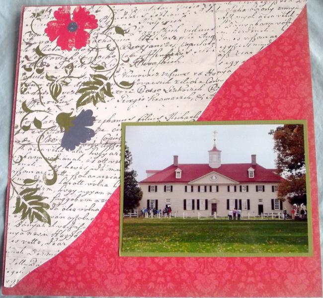 Mt Vernon Layout Page 1
