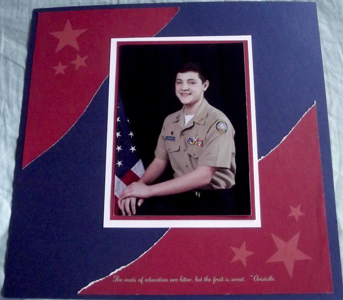 ROTC 2011 Portrait Layout