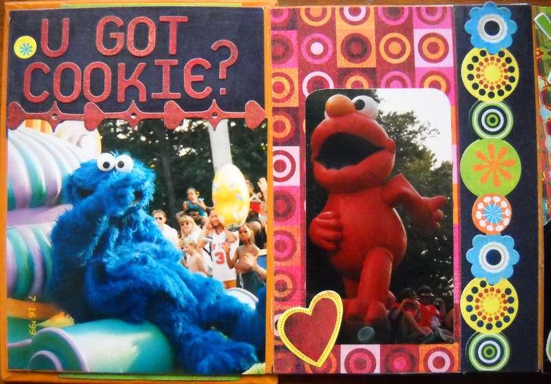 Sesame Place Mini Book pg 4