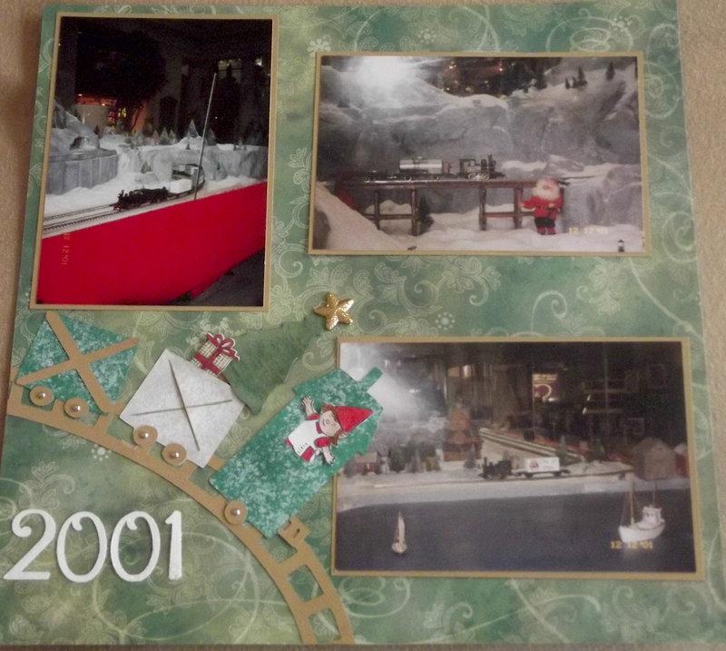 Union Station Christmas Layout Page 2