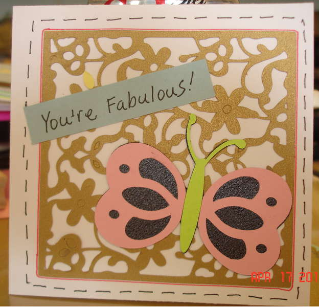 You're fabulous!