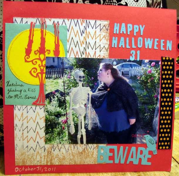 Happy Halloween 31