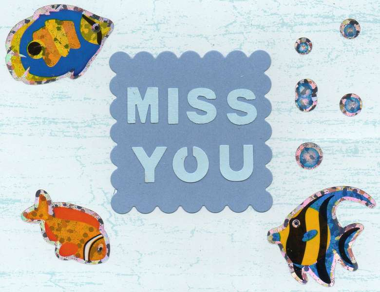 Miss You - Fish