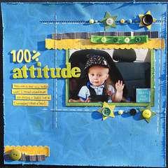 100% Attitude