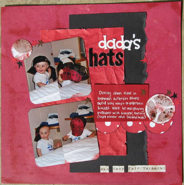Dada's hats aka Easy Entertainment