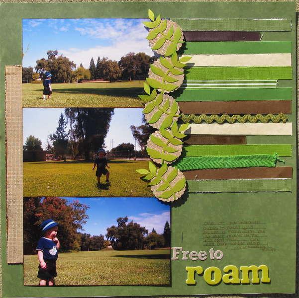 Free to Roam