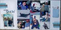Valentines Snow Trip