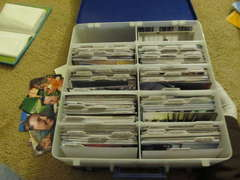 LOM Category Drawers