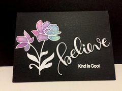 Believe Kind is Cool