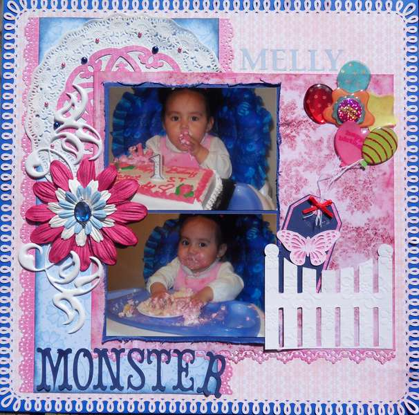 Melly Monster