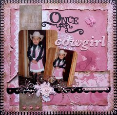 Once Upon A Cowgirl