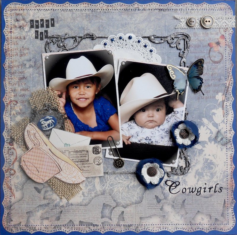Sweet Lil' Cowgirls