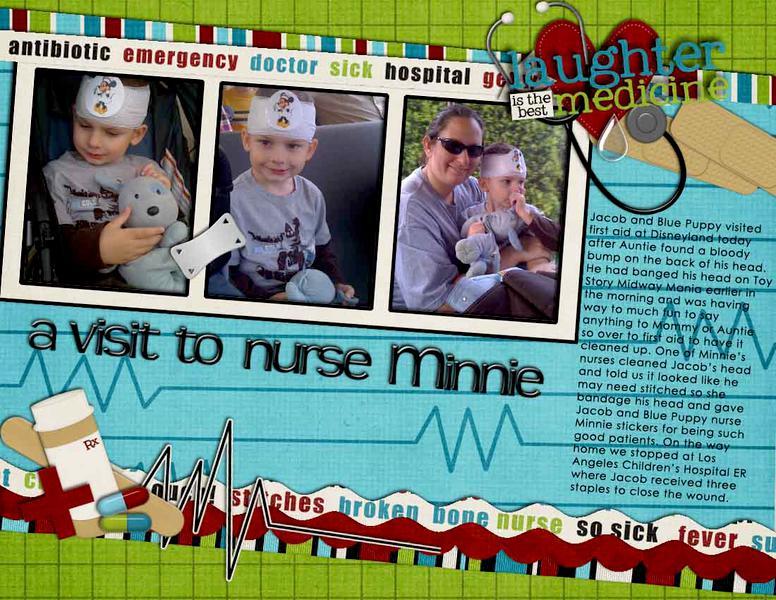 A Visit to Nurse Minnie
