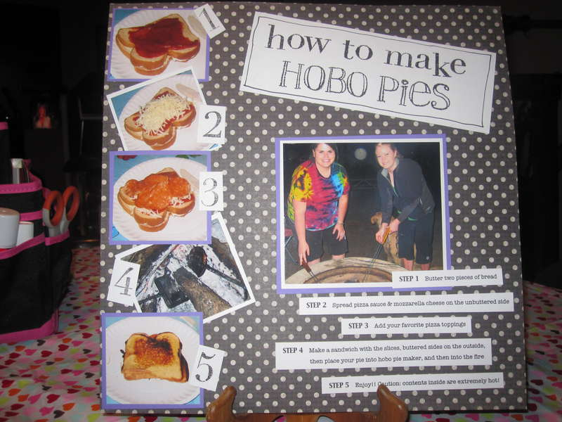 how to make hobo pies