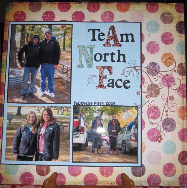 Team North Face