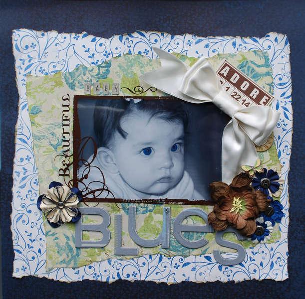 Beautiful Baby Blues