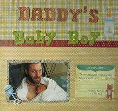 Daddy's Baby Boy
