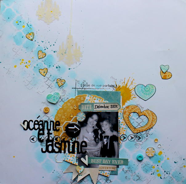 Oc�anne et Jasmine!!!