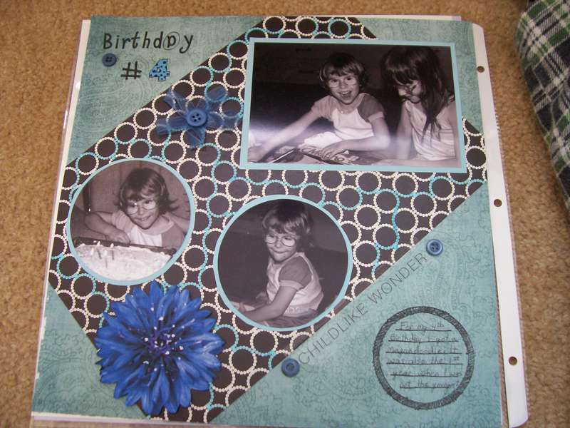Birthday #4
