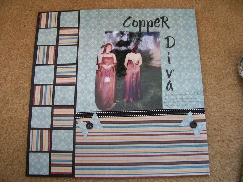 Copper Diva