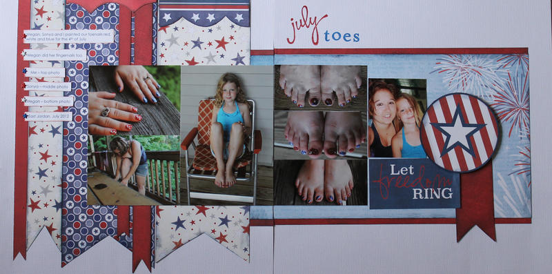 July Toes