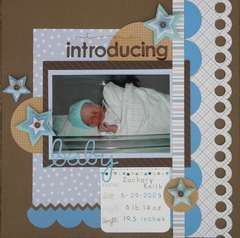 Introducing: baby