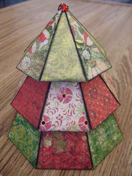 Paper Tree Box