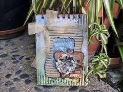 Corrugated Notebook