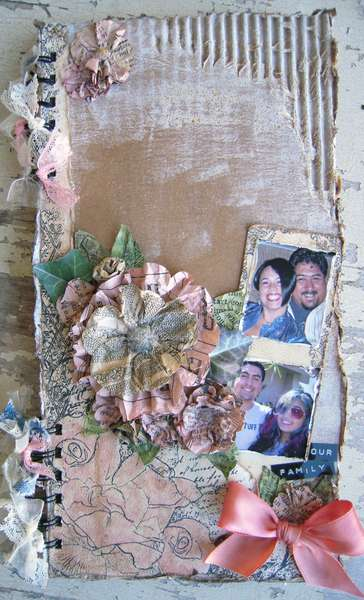 Our Family 6x12 album