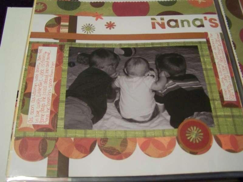 Nana's Angels Pg. 1