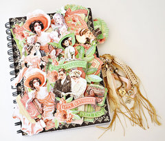 Altered Diary Cover