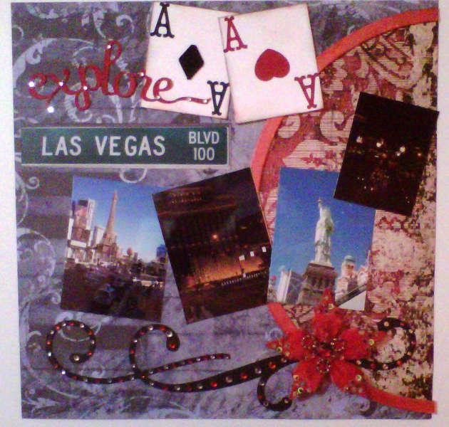 Explore Las Vegas Blvd - Swirlydoos