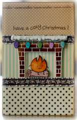 Have a Cozy Christmas {Lawn Fawn stamps}