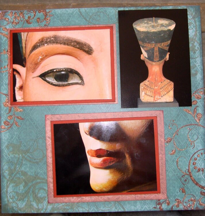 Nefertiti Right Side