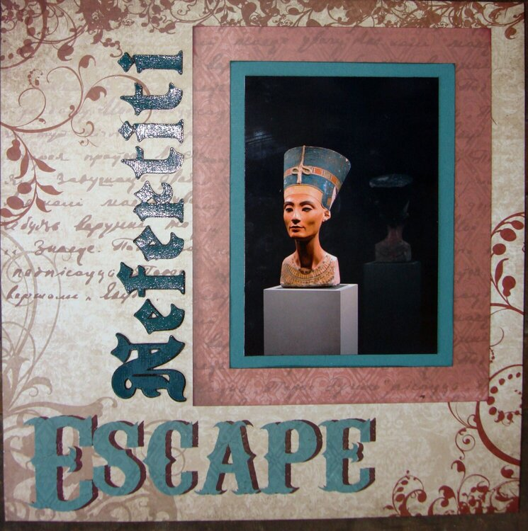 Nefertiti, Lt Side