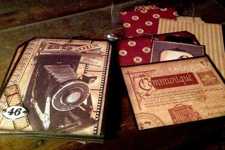 Cuban Cigar Case & Tag Album