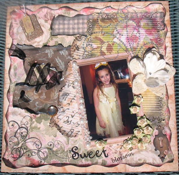 """""""Sweet Blossom""""-Easter  2010"""
