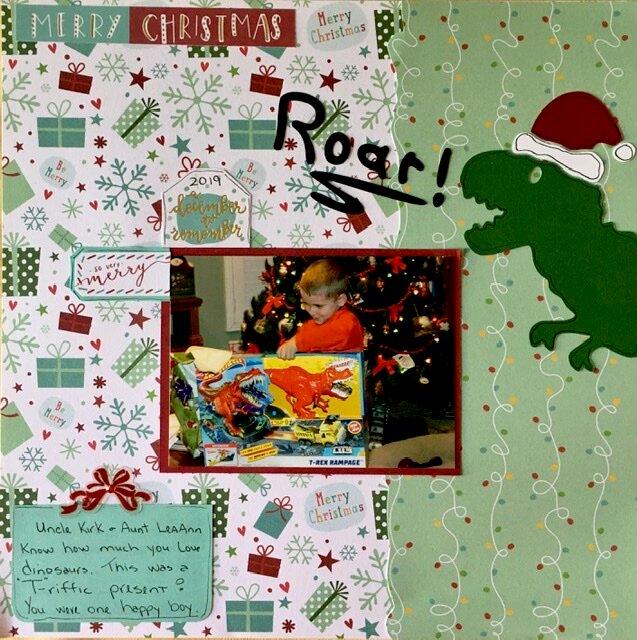 Roar! (Merry Christmas)