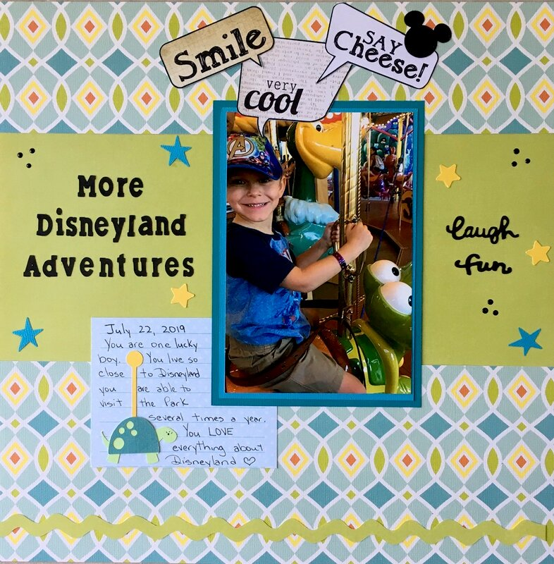 More Disneyland Adventures
