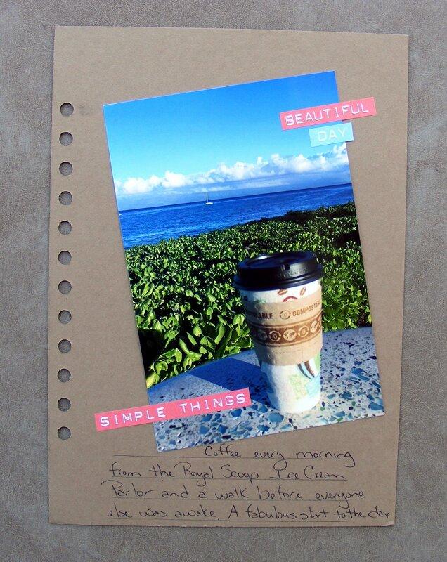 travel, exlpore, discover (Hawaii mini album)