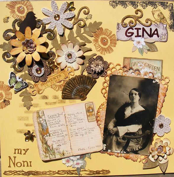 Gina, my Noni