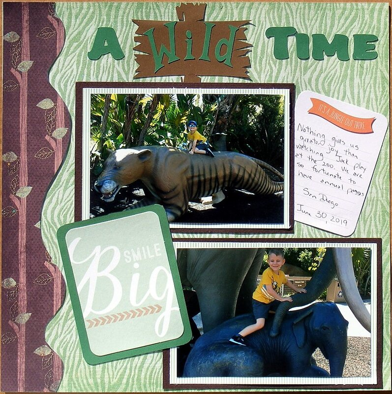A Wild Time