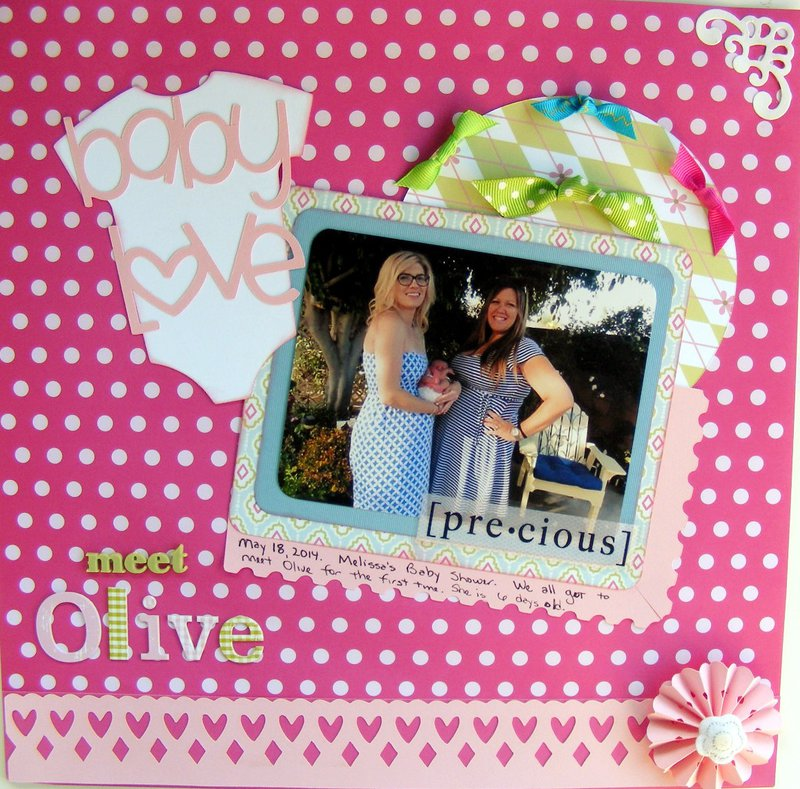 Baby Love, meet Olive
