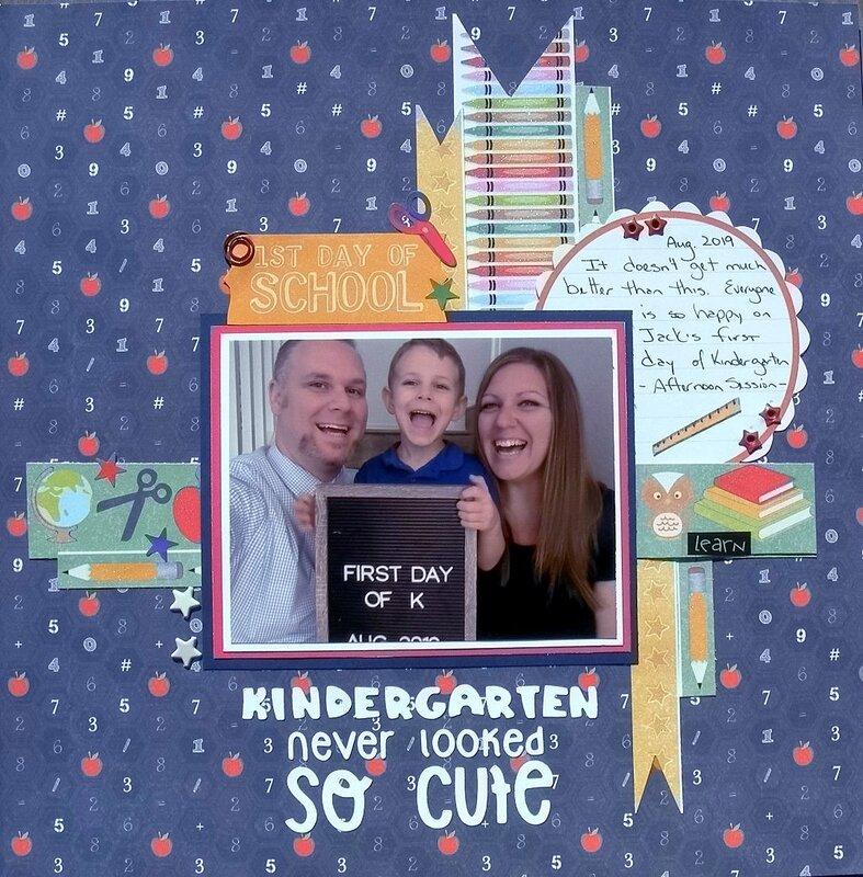 kindergarten never looked so cute