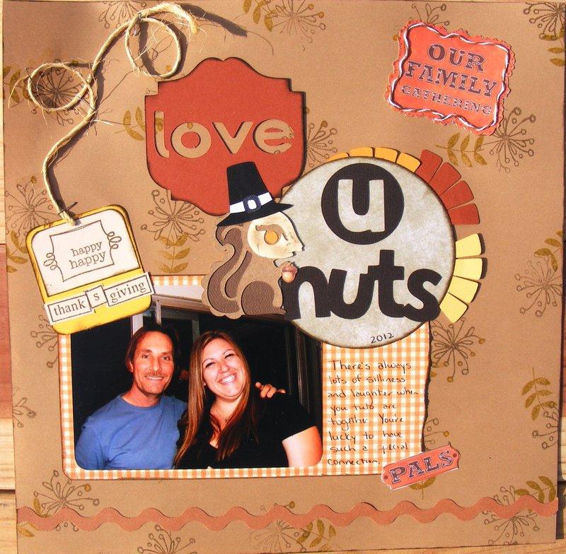love U nuts