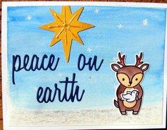 Peaco on Earth card