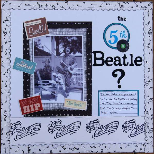the 5th Beatle?