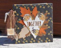 Together Autumn mini album