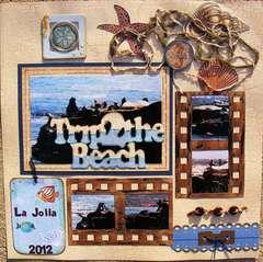 Trip 2 the beach