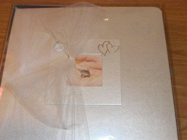 In Box with some Tulle